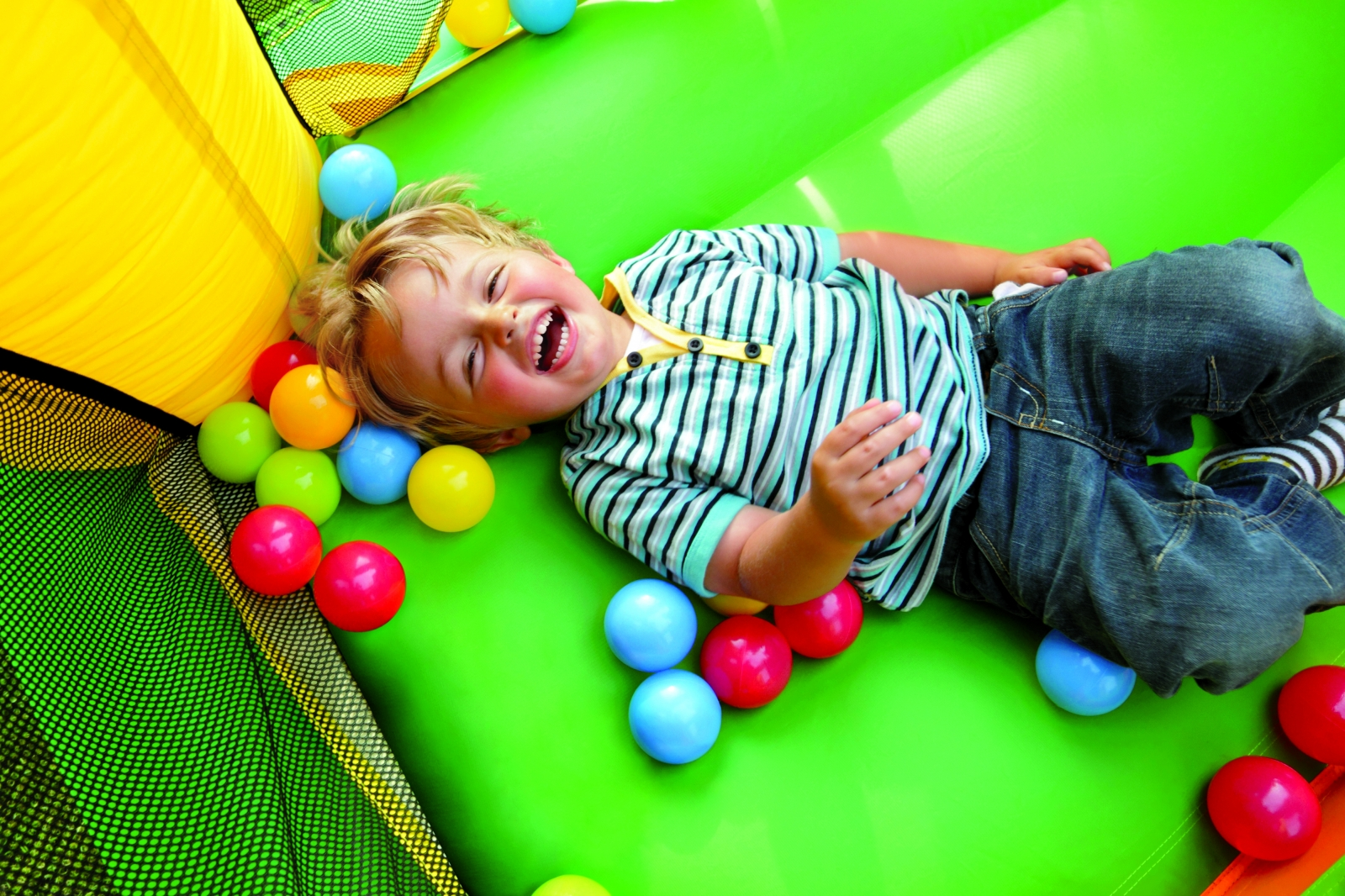 Indoor Play Places for Kids NJ