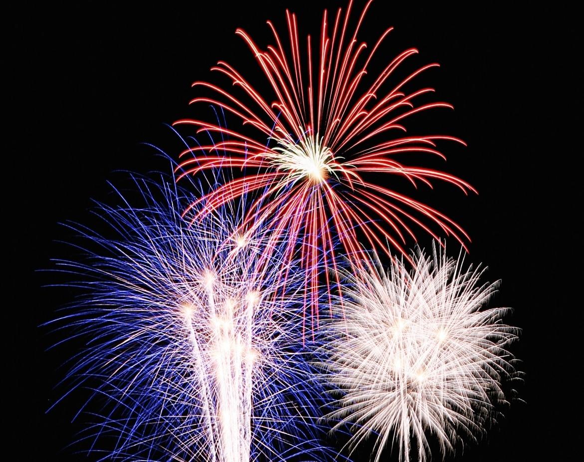 fireworks in NJ