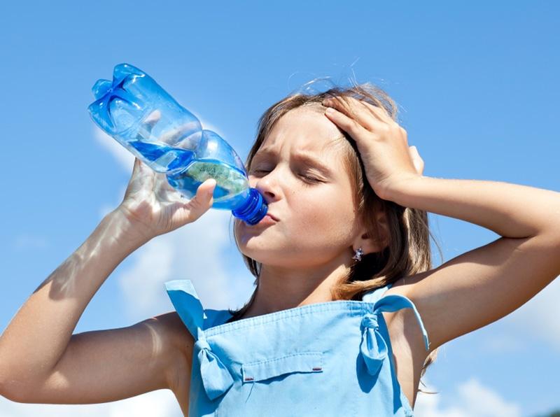 Heat-related illnesses
