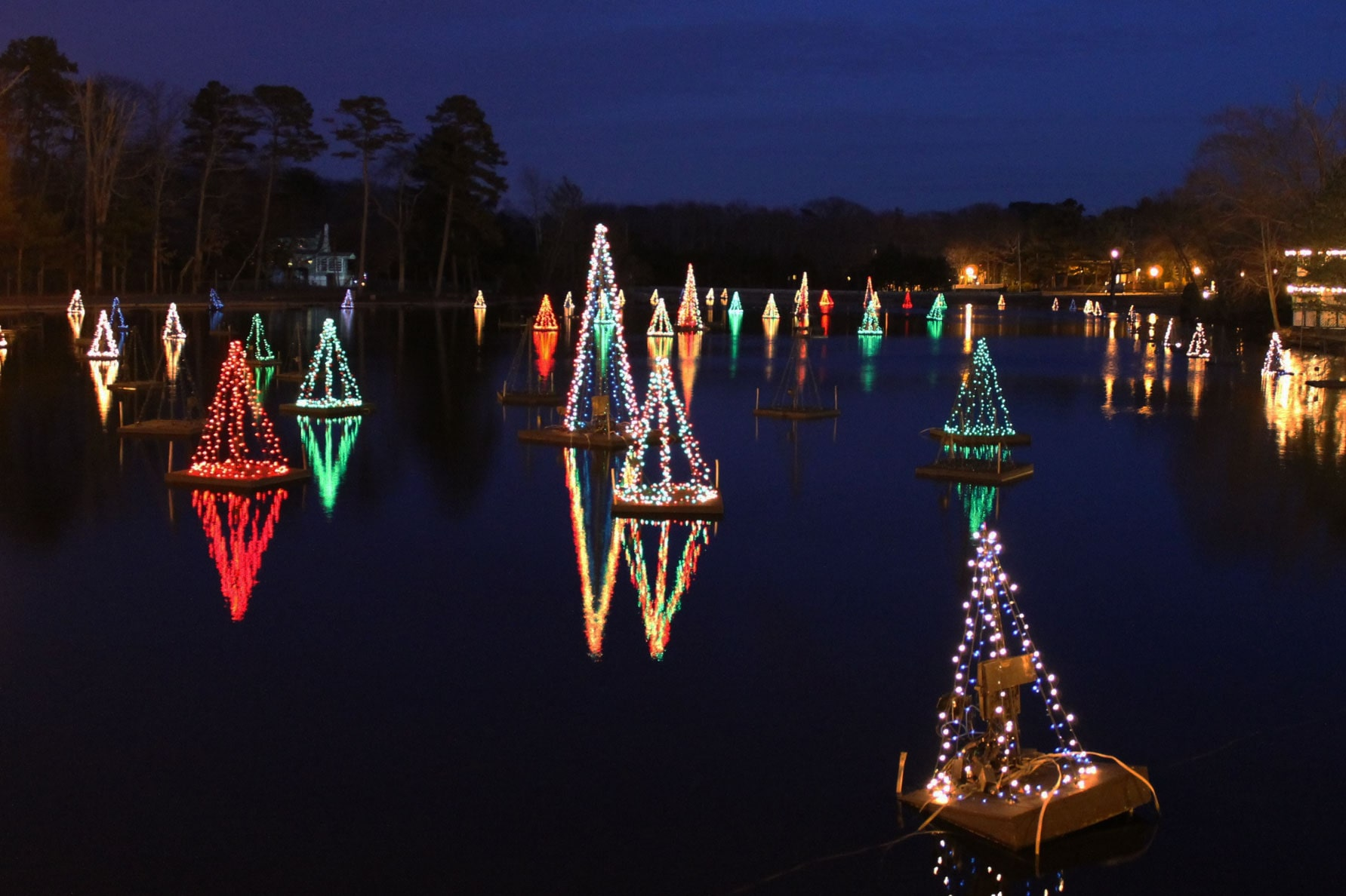 Historic Smithville Has One Of The Most Amazing Christmas Celebrations In Nj Nj Family