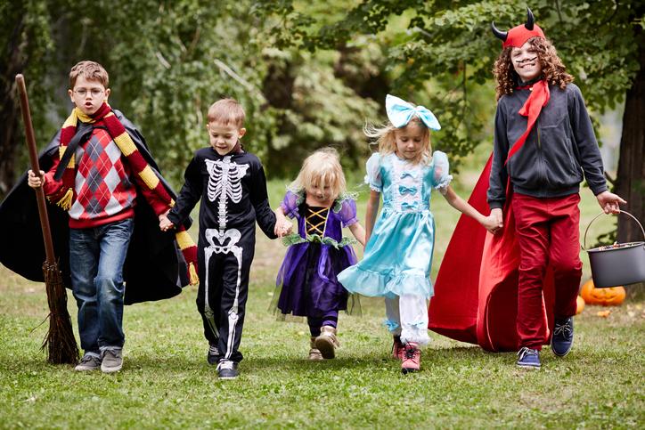 NJ Halloween Parades