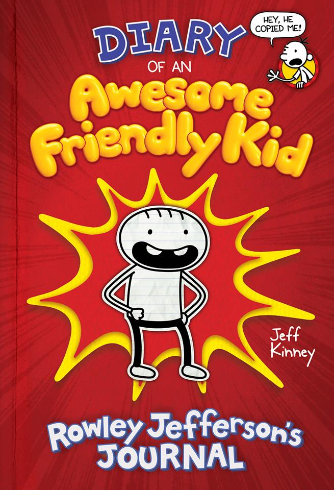 Diary Of A Wimpy Kid S Rowley Is Getting His Own Book Nj Family