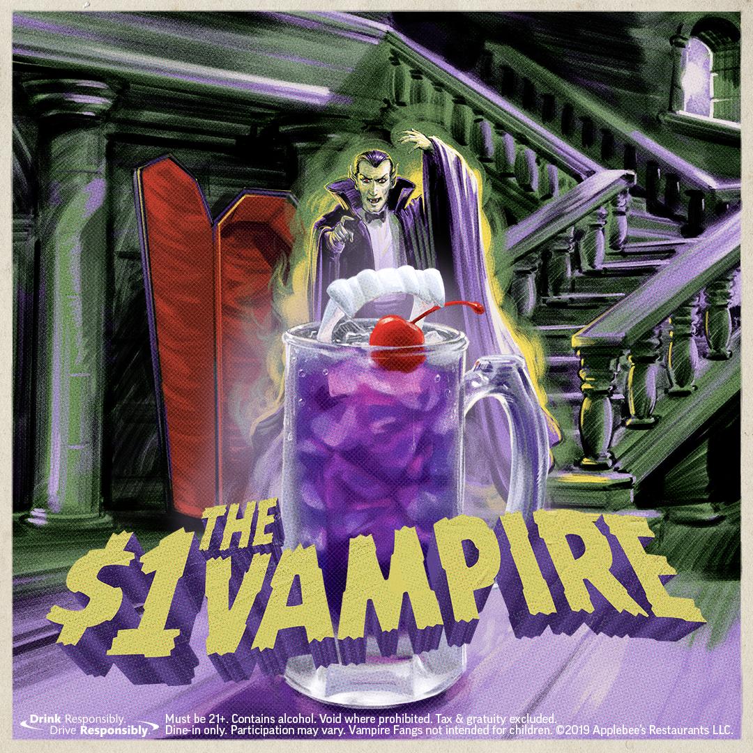 Applebee's $1 Vampire