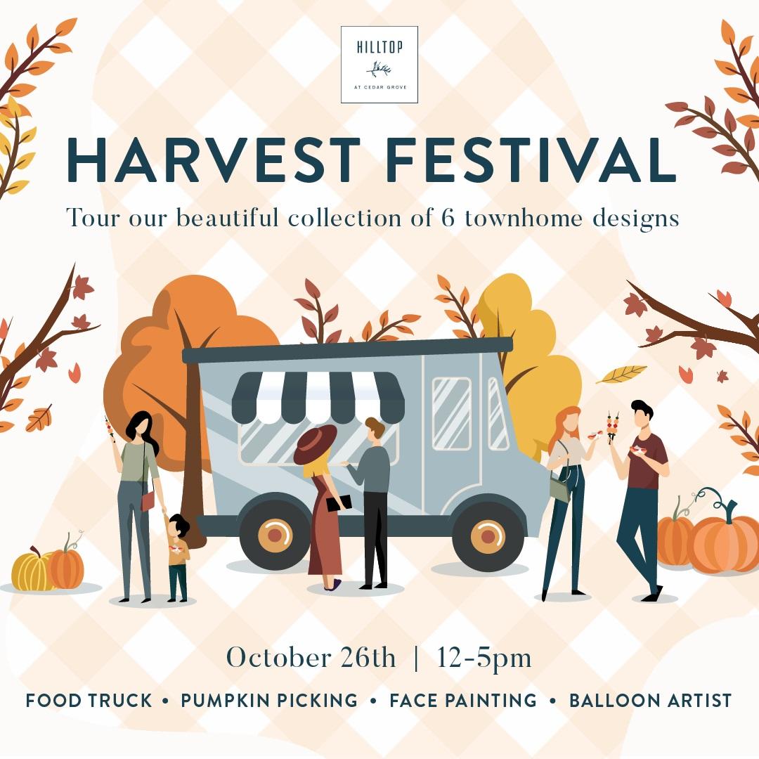 Hilltop At Cedar Grove S Harvest Festival Nj Family
