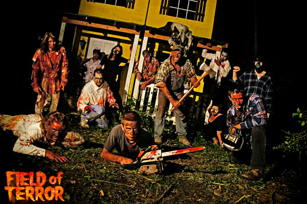 Scariest Halloween haunts