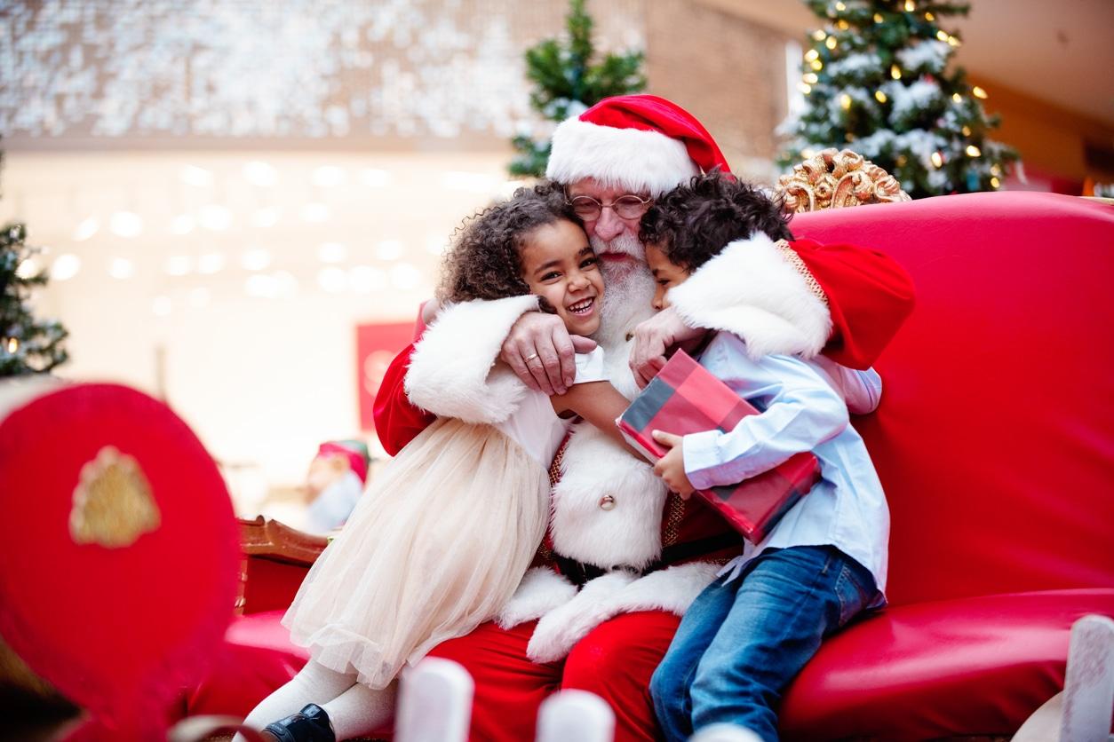 Santa Pictures In Nj Nj Family