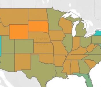 social distancing map