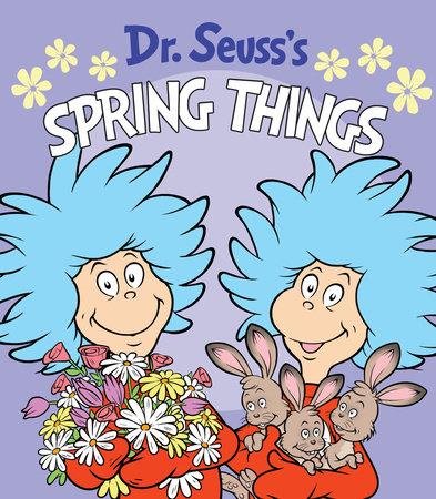 spring break books