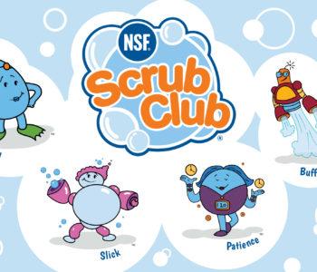 handwashing heroes from the scrub club