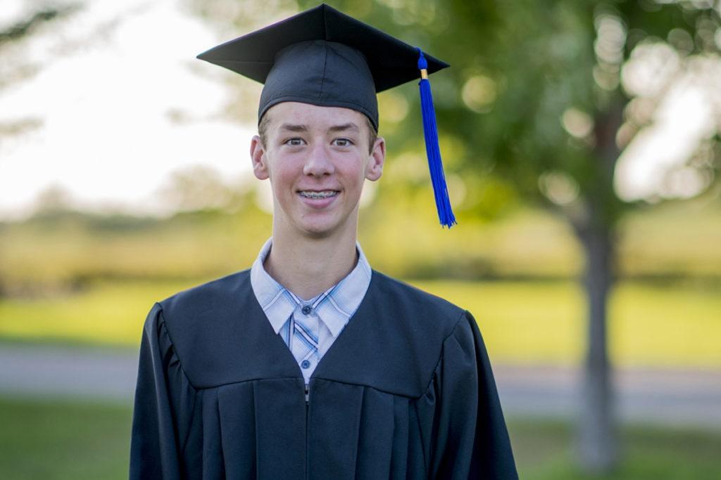 Outdoor Graduation Ceremonies
