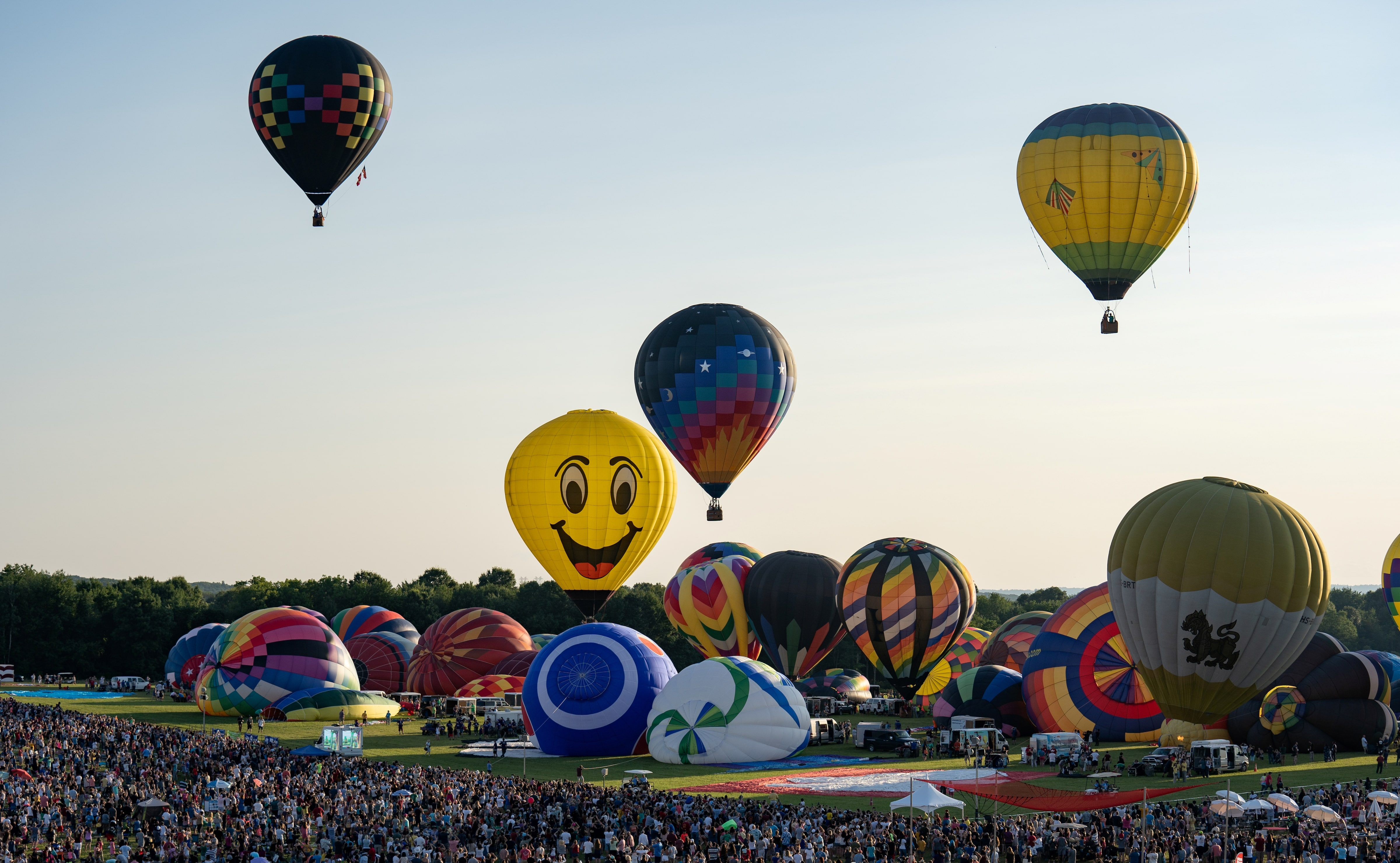New Jersey Lottery Festival of Ballooning