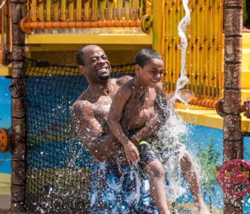 Hurricane Harbor Reopening