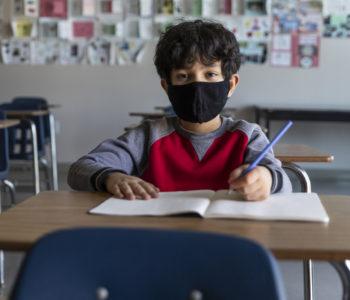 mask at school