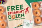 Krispy Kreme is Giving Teachers a Free Doughnut and Coffee Next Week
