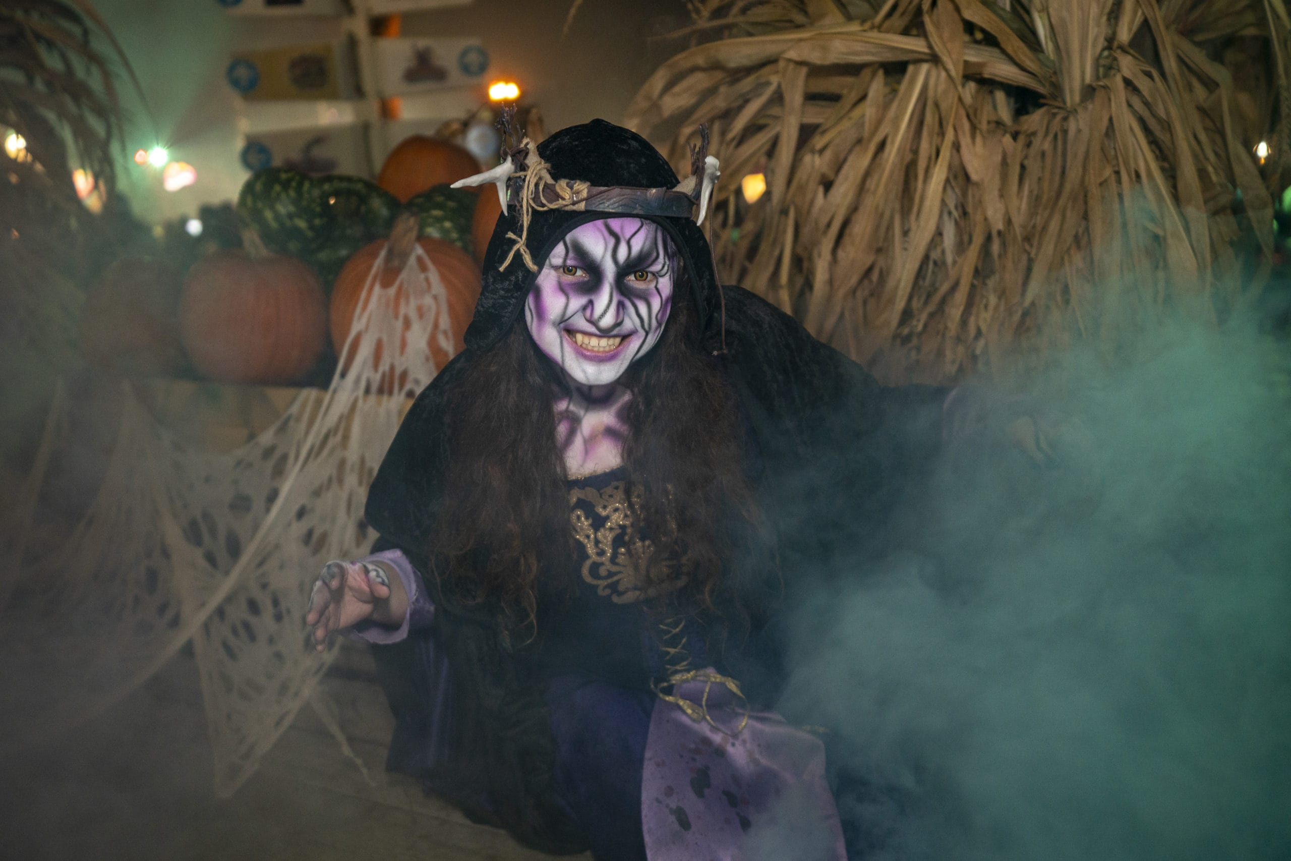 Halloween Themed Events Nj 2020 Six Flags Is Replacing Fright Fest With a New Hallowfest Experience