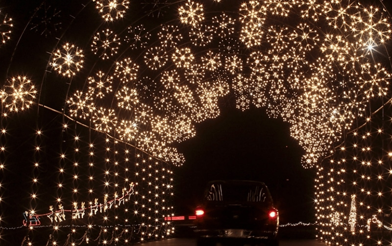 SOUTH JERSEY HOLIDAY LIGHTS