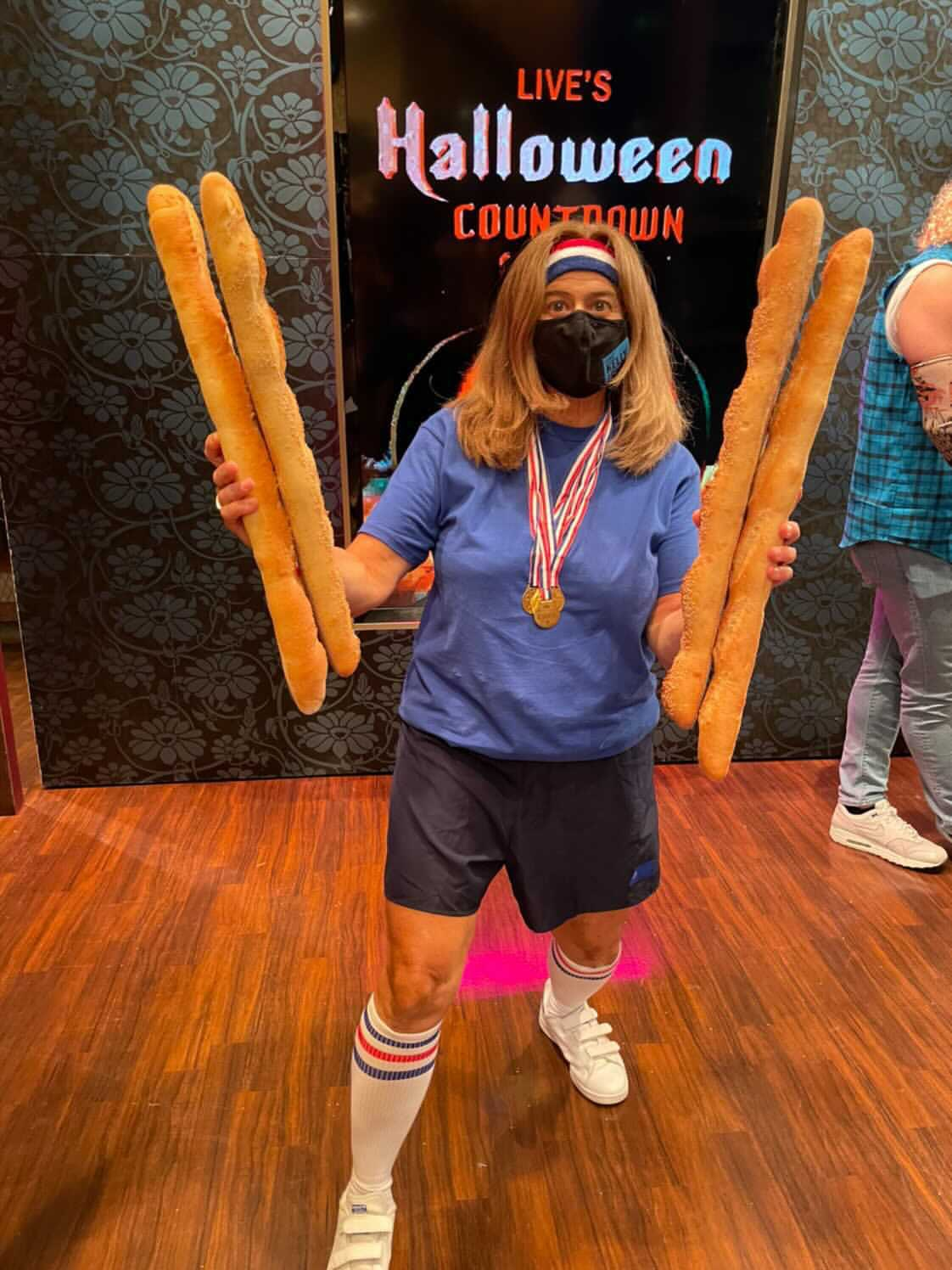 Bread Winner Costume