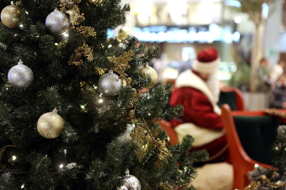 Santa NJ Malls