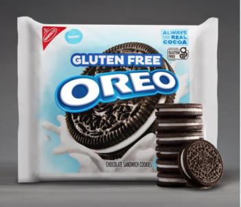 Oreo Gluten Free cookies