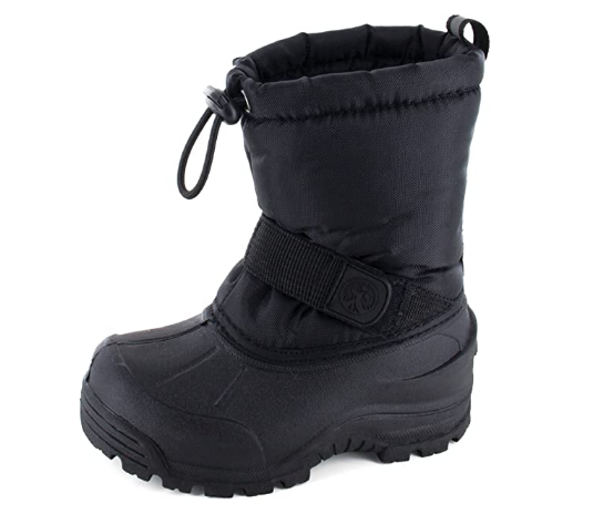 Northside Boy Girls Toddler/Little Kid/Big Kid Frosty Insulated Winter Snow Boot