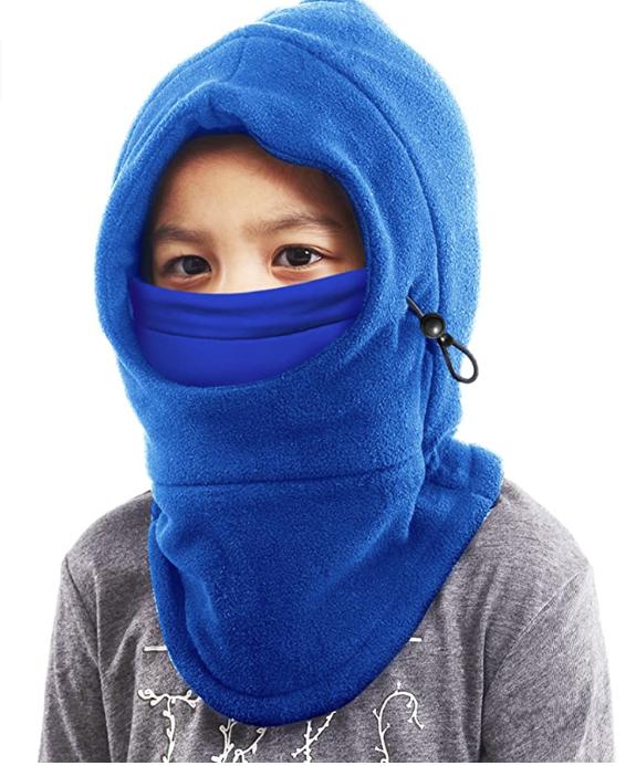 Kids Balaclava Ski Mask