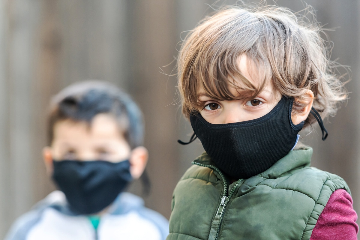 pandemic kindergarten