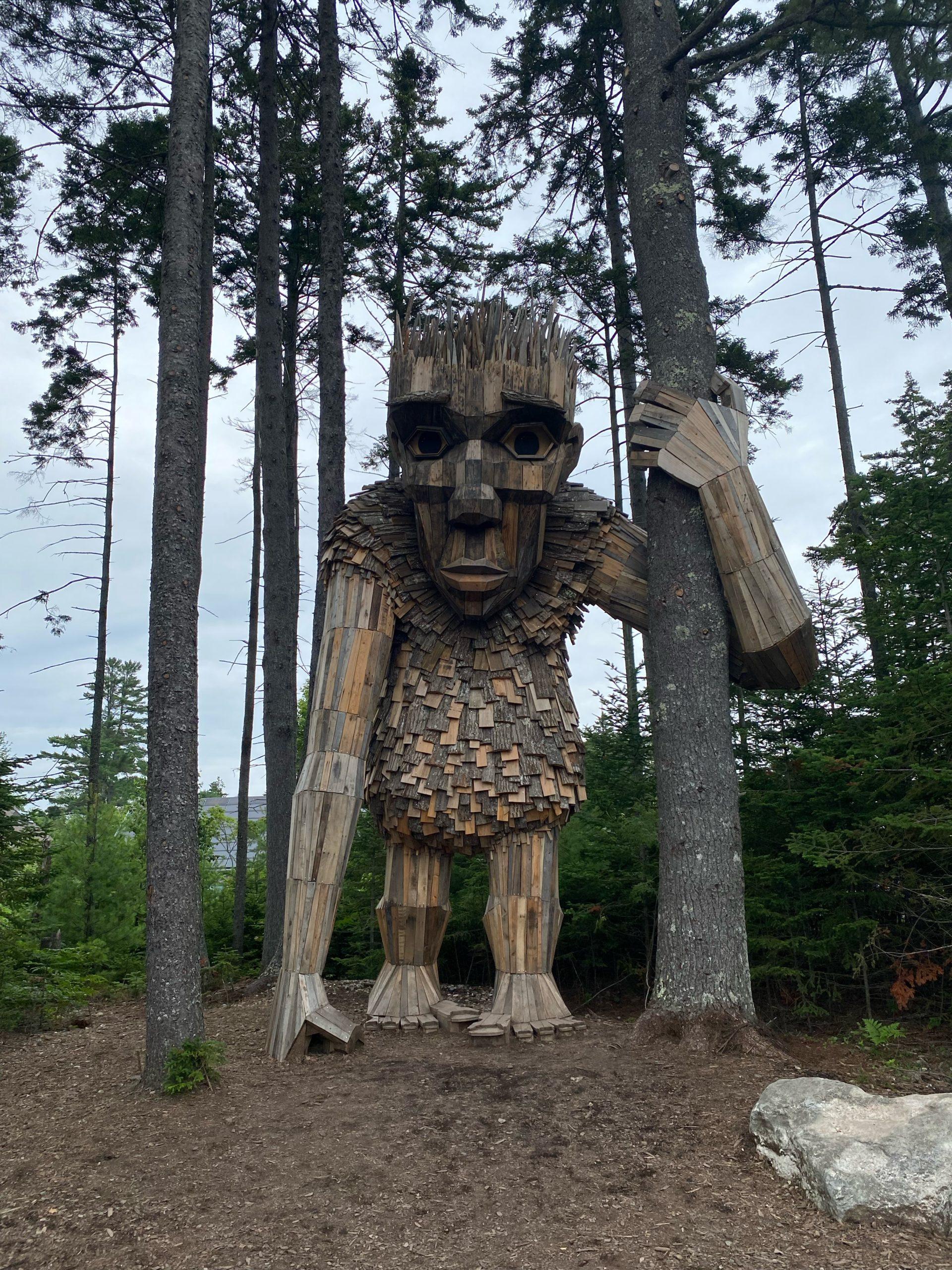 coastal maine trolls